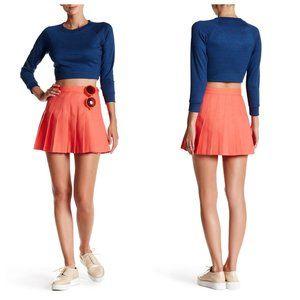 American Apparel Pleated Tennis Skirt Women's M